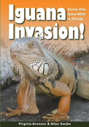 Iguana Invasion Book Cover